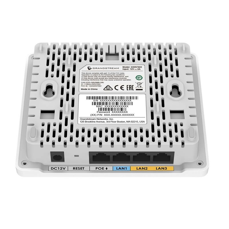 GWN7602 - Access Point - Compact